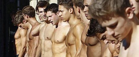 Modelos Abercrombie & Fitch Madrid