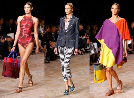 Colección de Tommy Hilfiger en la Semana de la Moda de Nueva York