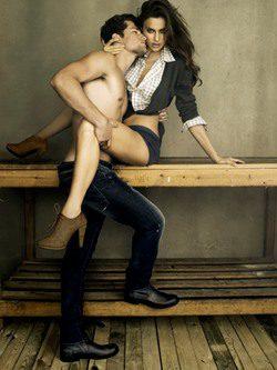 Irina Shayk repite como imagen de Xti para su colección otoño/invierno 2011/2012