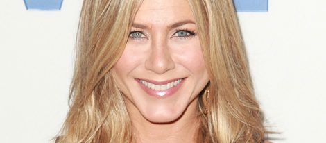 Jennifer Aniston en el estreno de su serie 'Five'