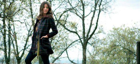 Malena Costa presenta la colección otoño/invierno 2011 de Indiwoman by Individual