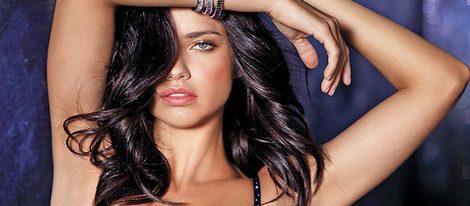 Adriana Lima para la colección de otoño de Victoria´s Secret