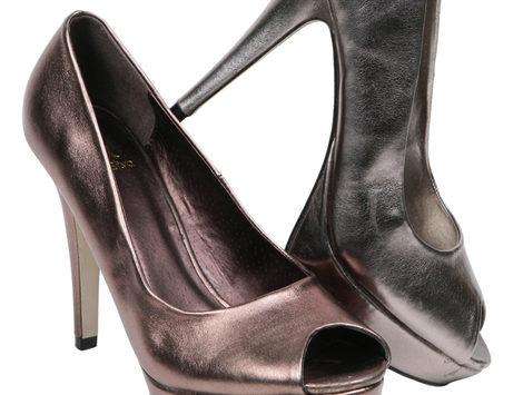 Elegancia y comodidad: Alex Silva presenta su nueva colección de calzado O/I 2011-12