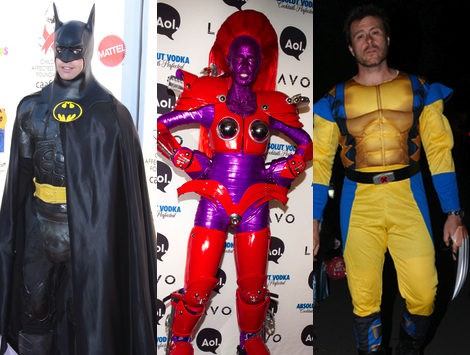 Los disfraces que no pueden faltar en Halloween