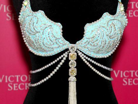 Miranda Kerr presenta el sujetador más caro del mundo de Victoria's Secret
