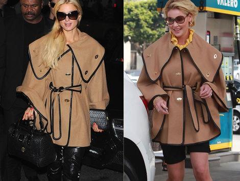 Katherine Heigl y Paris Hilton comparten pasión por las gabardinas