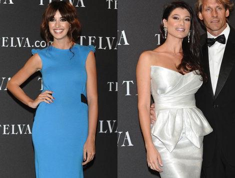 Premios T de Moda Telva 2011: Noelia López y Sonia Ferrer, entre las más guapas