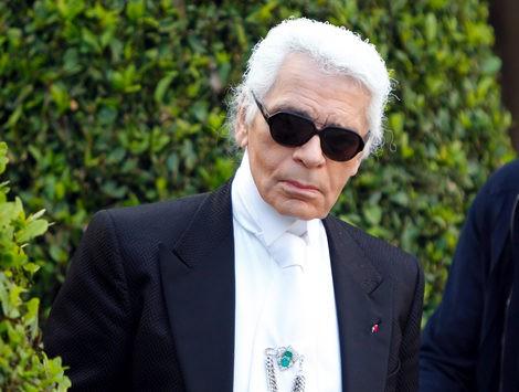 Karl Lagerfeld lanzará su línea de moda asequible en enero