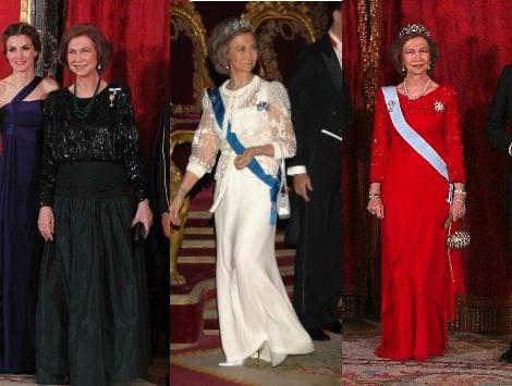 Analizamos el estilo de la Reina Sofía desde los inicios de su reinado