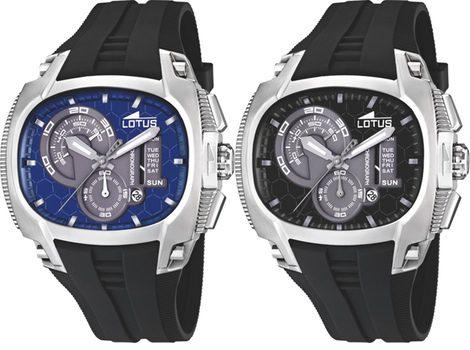 3c9178aa7745 Tornado y Doom  las dos colecciones de relojes Lotus para hombre de este  otoño 2011