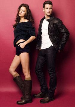 Irina y Arthur juntos de nuevo