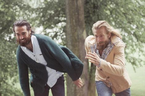 Cárdigans y sweaters marcan la colección otoño/invierno 2012/2013 de Ewan