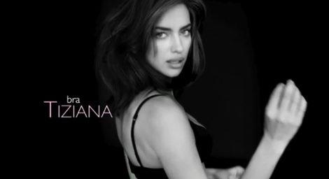 Imagen del vídeo promocional de la campaña de Intimissimi