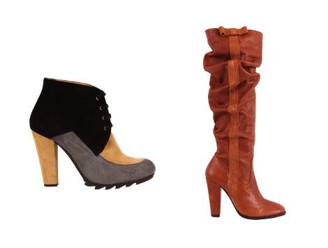 Las botas, el complemento imprescindible de este invierno
