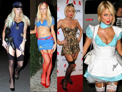 Paris Hilton apuesta por los atuendos más atrevidos