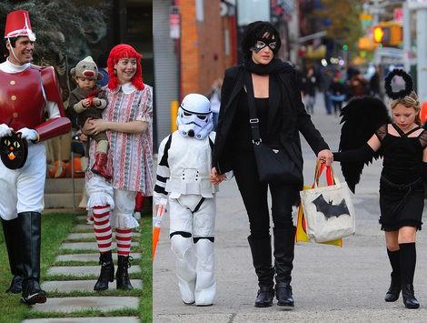 Buscando el mejor disfraz para Halloween Insprate en las