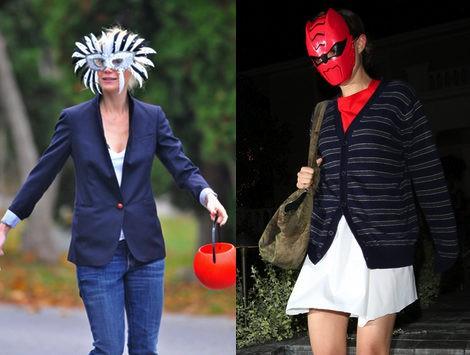 Gwyneth Paltrow y Natalie Portman