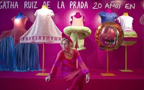 Agatha Ruiz de la Prad celebra 20 años junto a 'El Corte Inglés