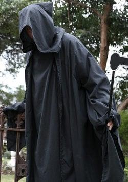 disfraz de la muerte