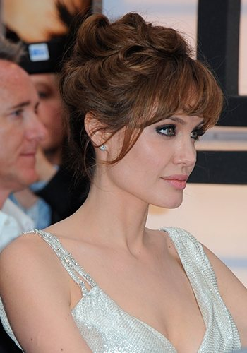 Angelina Jolie es una artista polifacética