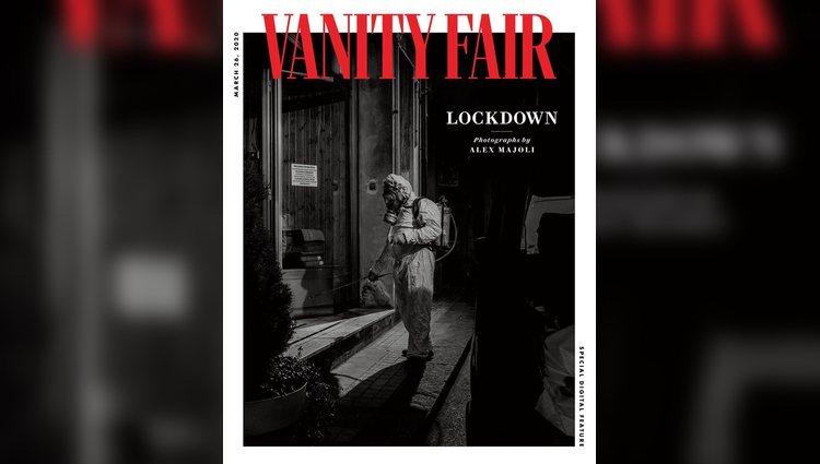 Reportaje fotográfico sobre Italia en Vanity Fair USA