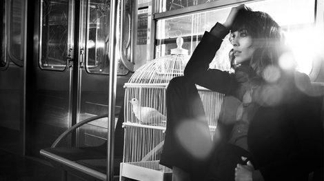 Alexa Chung repetirá como imagen de Maje para primavera/verano 2013