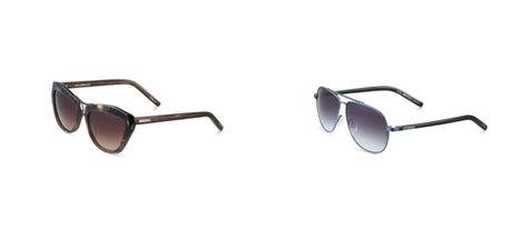 Estilo retro en las propuestas de Custo Barcelona Eyewear para este invierno 2013