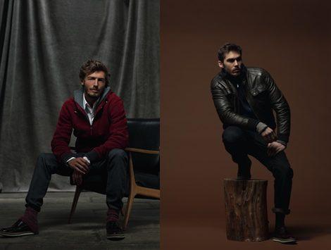 Unlimited y Legend, dos estilos para vivir el invierno con Chevignon