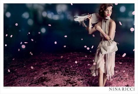 Arizona Muse, imagen de la nueva colección de Nina Ricci