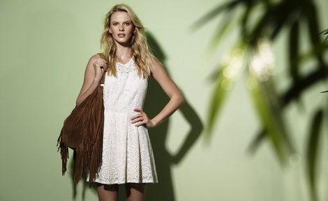 Vestido de la colección primavera/verano 2013 de Suiteblanco