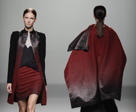 La femme fatal de Rabaneda en Madrid Fashion Week