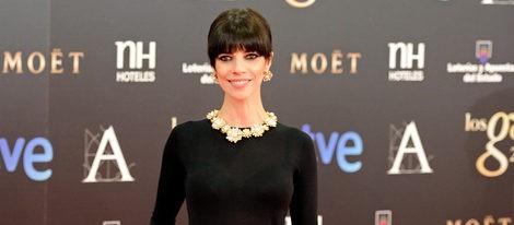 Maribel Verdú con collar y pendientes de la collar y pendientes de la 'Heritage Collection'