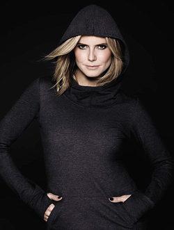 Heidi Klum para New Balance