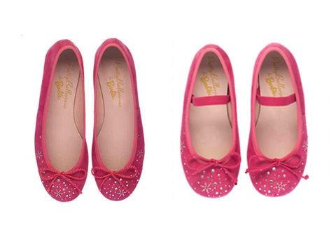 Modelos niña y mayor de Pretty Ballerinas para Barbie