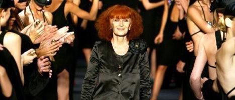 Sonia Rykiel, diseñadora francesa
