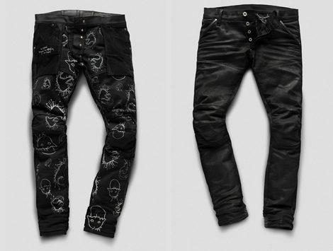 Interior y exterior de los pantalones 'Illwood'