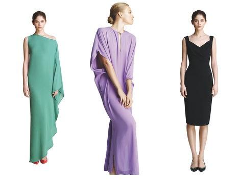 Vestidos de la colección Juanjo Oliva para Elogy primavera/verano 2013