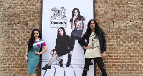 Alaska y Mario Vaquerizo celebran el 30 aniversario de Reebok Classic Leather