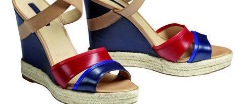 Zapatos esparto de Longchamp