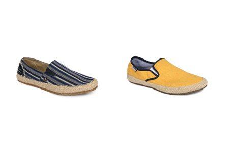 Zapatillas de esparto de la colección primavera/verano 2013 de MTNG ATTITUDE