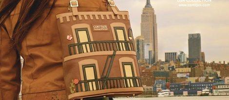 Bolso inspirado en Nueva York de Corttijos
