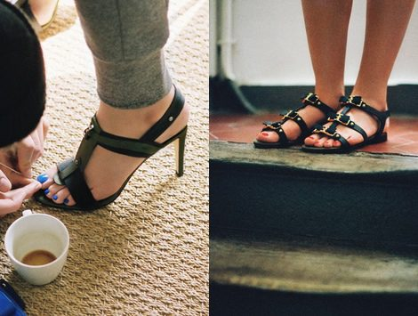 Zapatos de la colección de Susan Ibrahim para & Other Stories