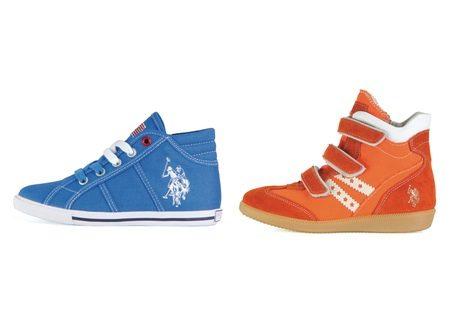 Sneakers y zapatillas de la colección primavera/verano 2013 de U.S. Polo Assn.