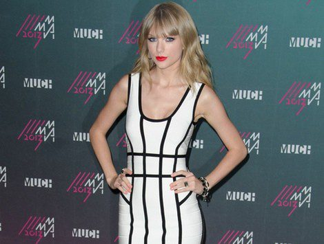 Taylor Swift en los MuchMusic Video Awards 2013