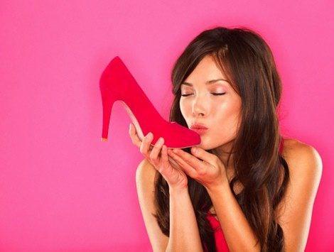Los tacones, la prenda favorita de muchas mujeres