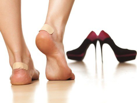 Cómo evitar las dolencias de los tacones