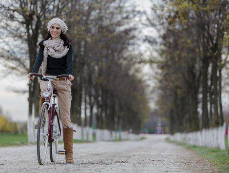 Las botas altas, ideales para la temporada otoño/invierno