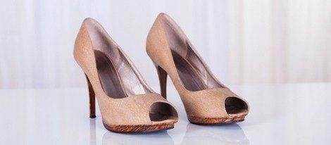 Zapatos peep-toe