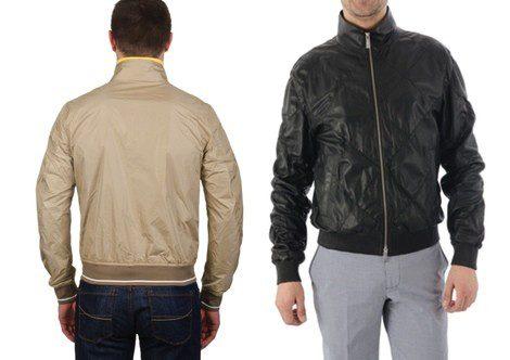 Diferentes modelos de chaqueta bombers actuales