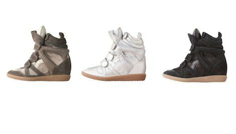 Sneakers de Isabel Marant